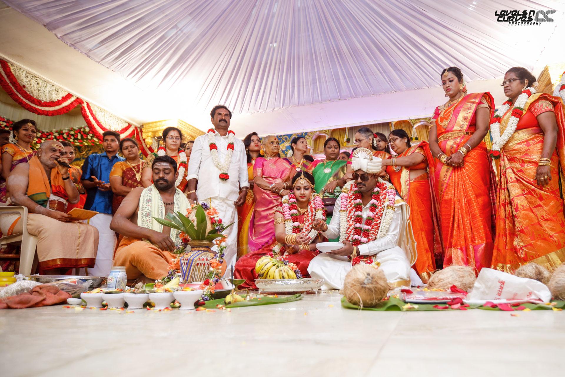 Wedding & Rituals – Photographers in Chennai