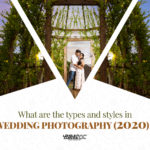 What are the types and styles in Wedding Photography (2020)?